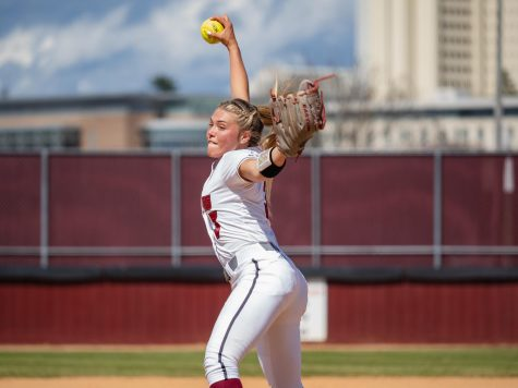 UMass softball outslugged by George Washington, drops series finale 12-4