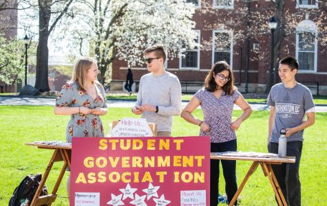 SGA endorses letter asking UMass to reevaluate relationship with Coca Cola