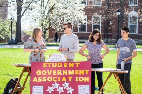 Timothy Sullivan and Nathalie Amazan win SGA election, Jiya Nair elected student trustee