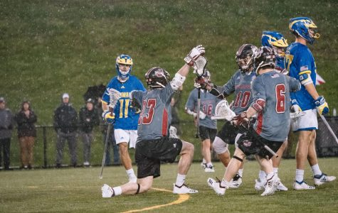 UMass men's lacrosse ekes out 11-9 win against Delaware