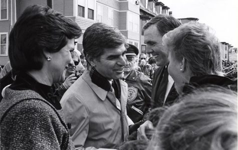 Former Mass. Governor and 1988 presidential candidate Michael Dukakis talks 2020 and a lifetime in public service