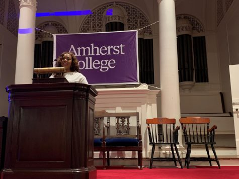 Amherst College President to head NYC Public Library system