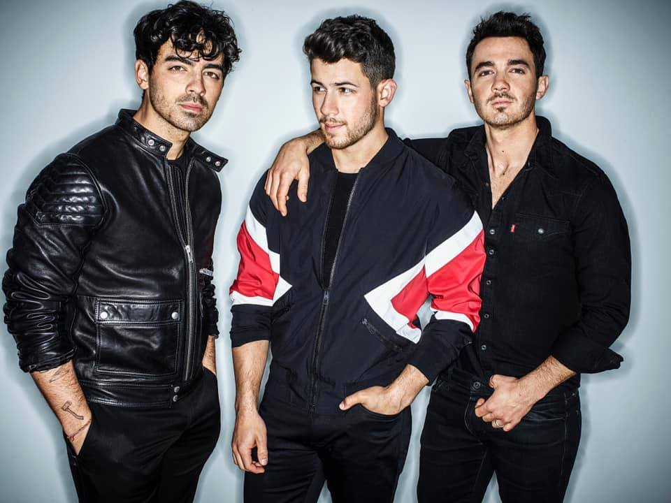 (Courtesy of the Jonas Brothers' Official Facebook Page)