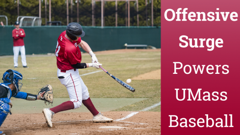 UMass baseball crushes St. Louis 17-8 for series victory