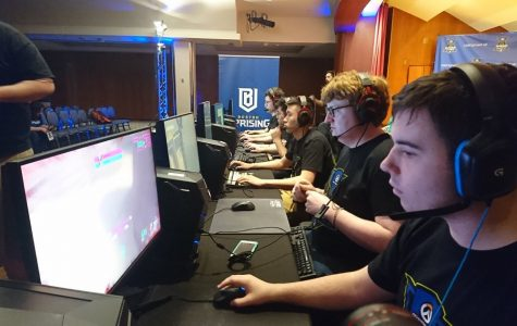 UMass Overwatch team competes in first Collegiate Cup