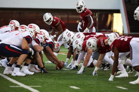 Schreiner's three missed field goals all critical in UMass football's 29-21 loss at Temple