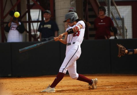 UMass softball sweeps double header against George Washington