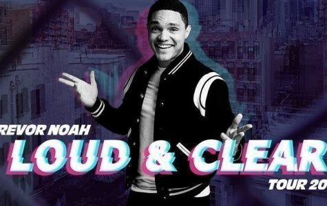 Trevor Noah brings witty, clever humor to the big stage