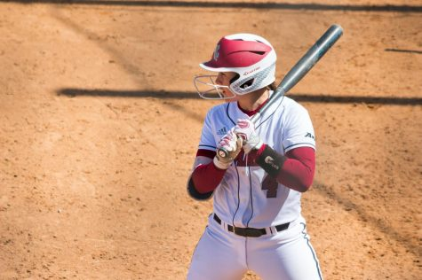 Kaitlyn Stavinoha finding her groove for UMass softball