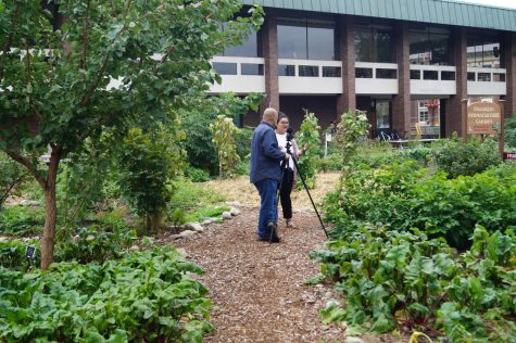 Women take the field of agriculture at UMass