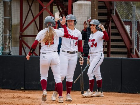 UMass softball's seniors go out in style