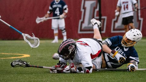 Anthony Biscardi wins playoff game for UMass lax in overtime