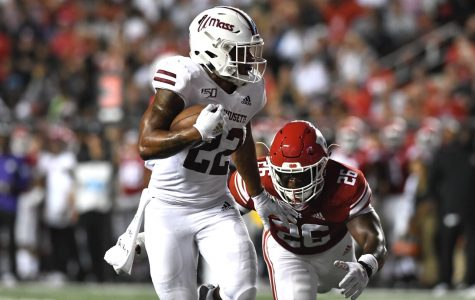 Touri: Seven takeaways from UMass' opening night loss to Rutgers
