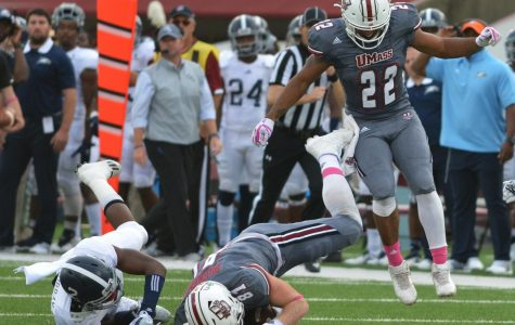UMass football focusing on pace, explosiveness and intensity ahead of Saturday's game versus Southern Illinois