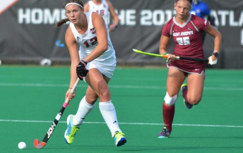 UMass field hockey sweeps Ivy League weekend