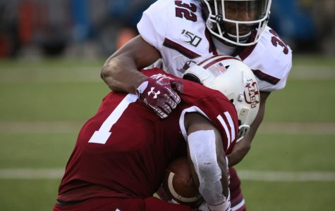 UMass football blown out at home by FCS opponent Southern Illinois