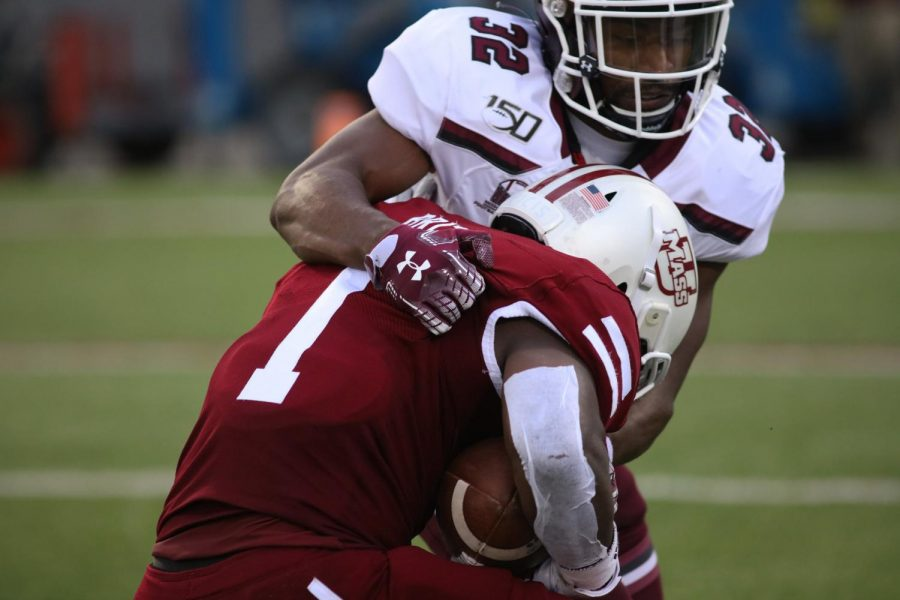UMass football blown out at home by FCS opponent Southern