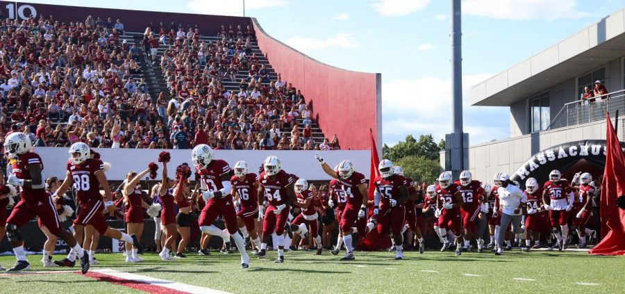 Touri: UMass football's home opener was a disaster  Now what