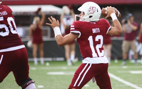 Quarterback competition reemerging for UMass football ahead of Saturday's game at Charlotte
