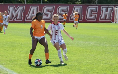 UMass women's soccer holds No. 21 Tennessee to 3-3 draw