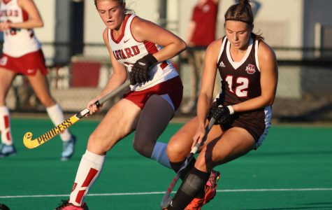 UMass field hockey falls 3-2 in hard fought battle against No. 10 Harvard