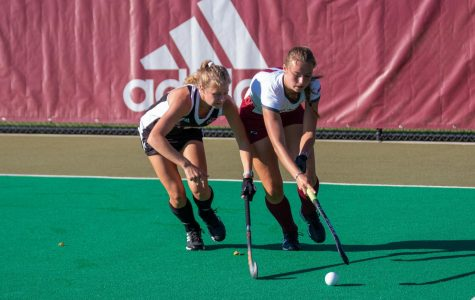 UMass field hockey looking to build off fourth quarter success in 4-1 loss to Saint Joseph's