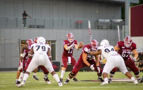 UMass, Walt Bell earn first victory of season against Akron