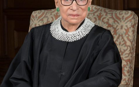Justice Ruth Bader Ginsburg to visit Amherst College