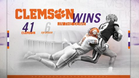 (Photo courtesy of the Clemson Football official Facebook page)