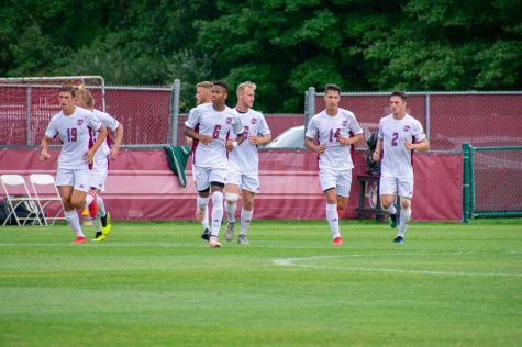 Defense, midfield, Arikian look to improve in A-10 competition