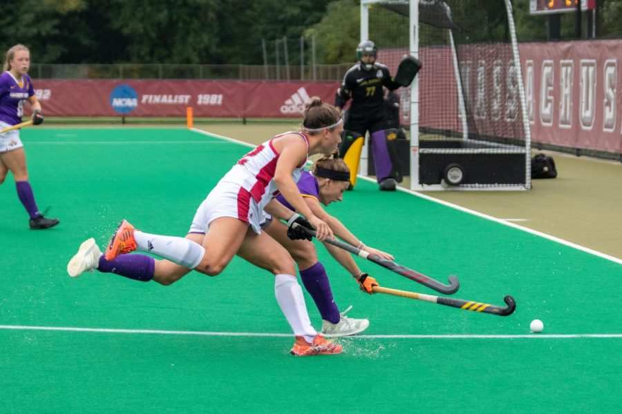UMass field hockey falls to No. 20 Albany in final minutes