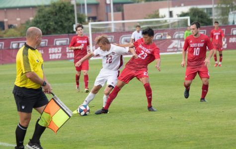 UMass men's soccer still facing a lot of question marks entering A-10 play