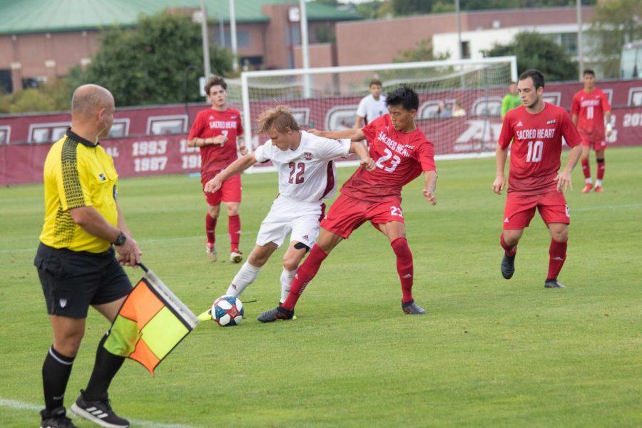 UMass men's soccer still facing a lot of question marks entering A-10 play
