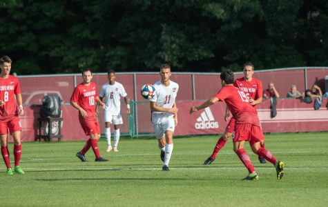 UMass men's soccer tries to snap three-game losing streak against surging Dayton