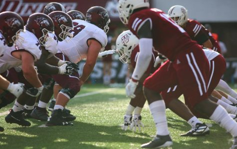 Young defensive line must grow for UMass football