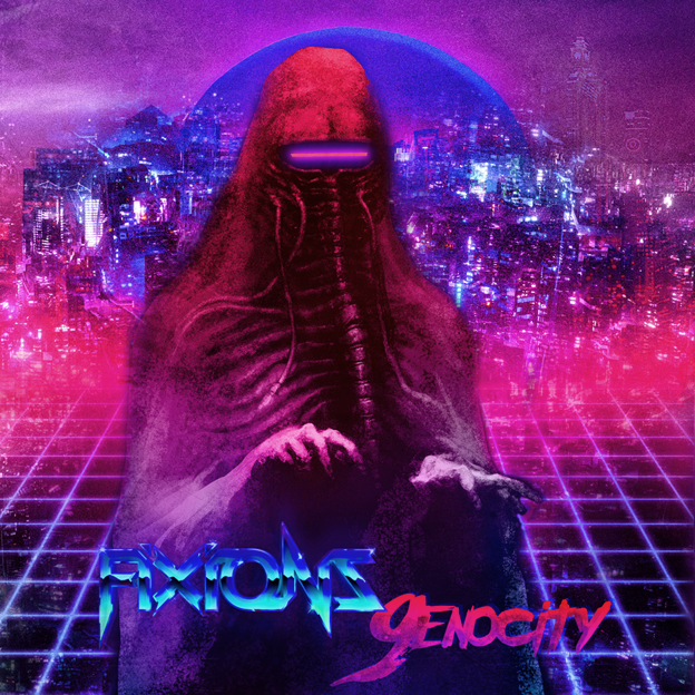 Q&A with Darksynth artist Fixions