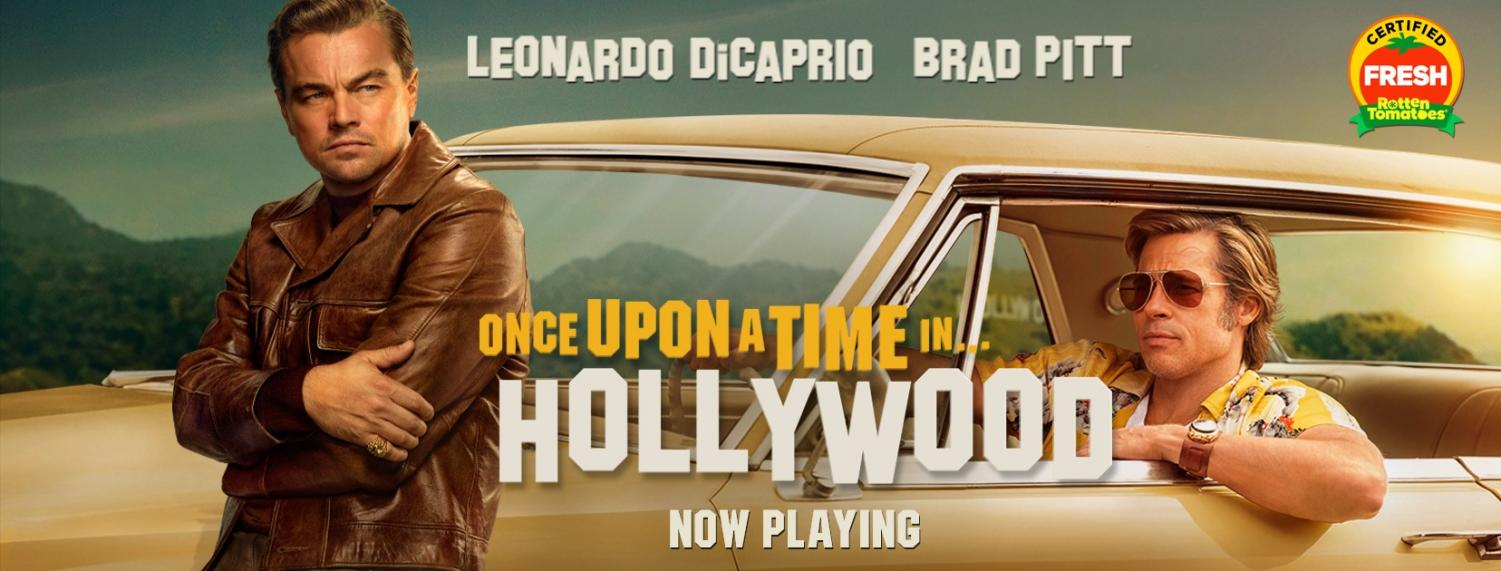 Once Upon a Time... in Hollywood Official Facebook Page