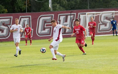 UMass men's soccer prepares for tough defensive matchup in the UMass Derby