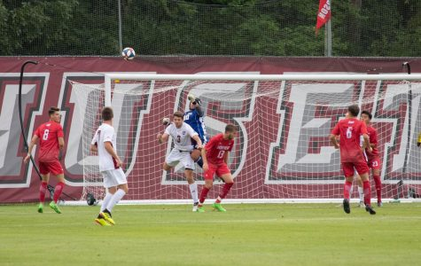 """Next man up"" mentality for UMass men's soccer in 1-0 loss to UMass Lowell"