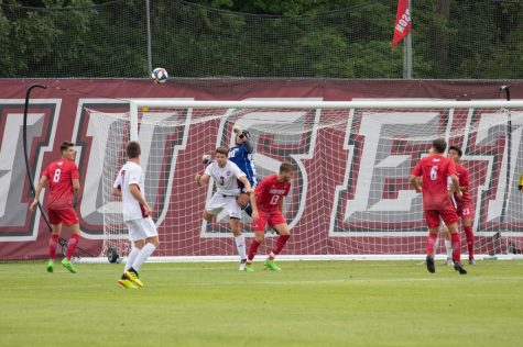 UMass men's soccer rolling with experience as A-10 tournament looms