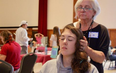 Students get some rest after fourth annual sleep fair