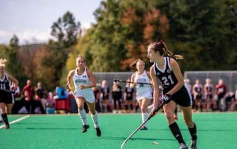 UMass field hockey takes down Saint Francis for its second win over the weekend