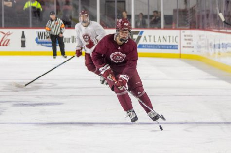 Familiarity surrounds UMass hockey matchup with AIC