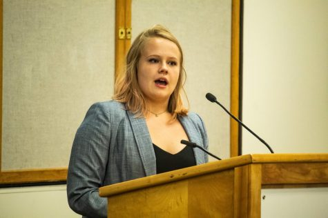 Isenberg Women in Finance Society sparks interest on campus