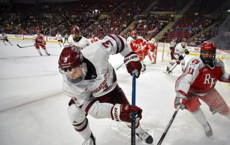UMass beats RPI 5-3 in season opener