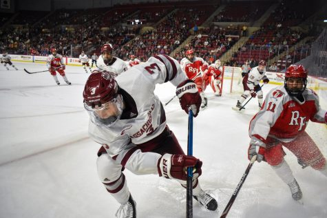 Johnston: UMass has improved, but still has a long way to go