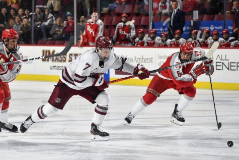 UMass men's basketball prepares for last home game of the season, taking on Richmond Wednesday