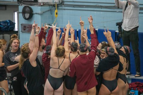 UMass Swim and Dive will face off against BU for second straight home meet