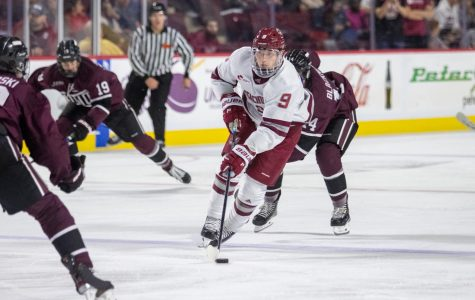 Freshman forwards adding depth to bottom six early in the season