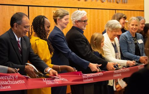 UMass College of Education unveils new Carney Family Auditorium